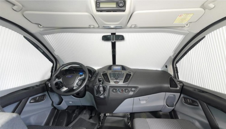 Remis Remifront IV Ford Transit Custom, voorraam