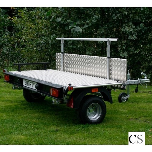 Shorty MP03, motortrailer voor campers