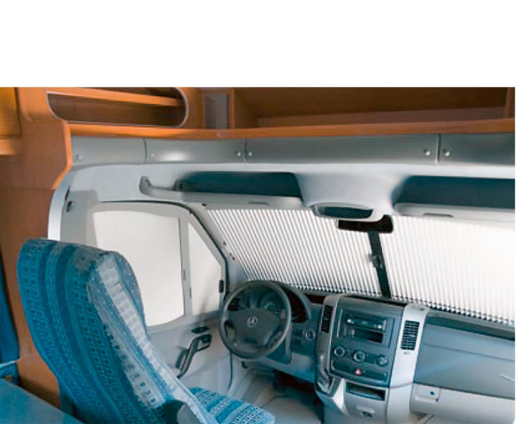 Remis Remifront MB Sprinter /VW Crafter 2007 - 2013 Voorraam