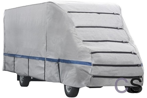 Camperhoes Tyvek Supra-FC Half / Semi-Integraal campers
