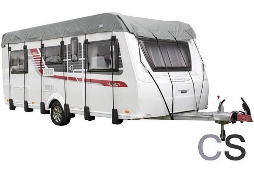 Dakhoes budget wintertime tyvek universeel camper of for Luifel caravan aanbieding