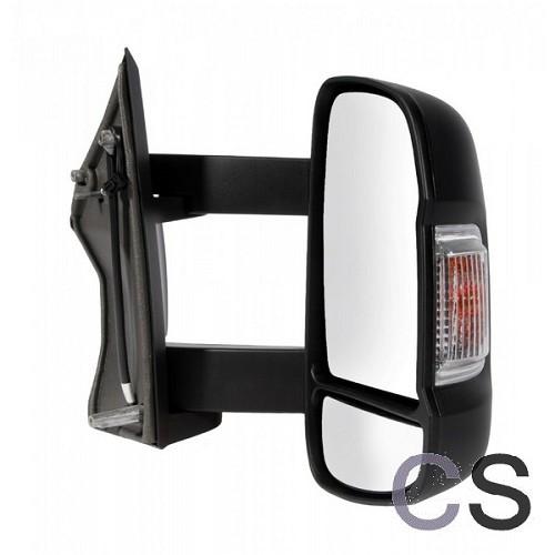 spiegel ducato elektr links verwarmd lange arm w with lange spiegel. Black Bedroom Furniture Sets. Home Design Ideas