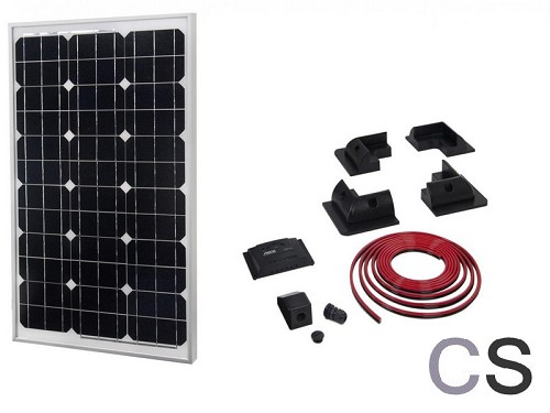 Beaut Solar set 65 Watt