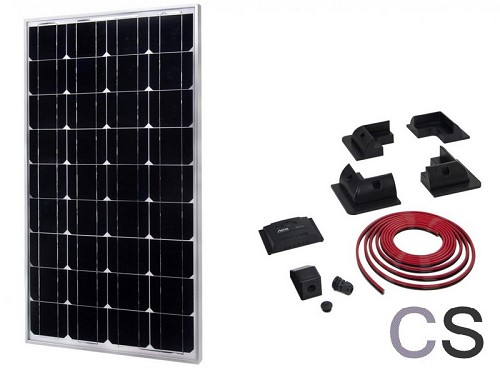 Beaut Solar set 130 Watt