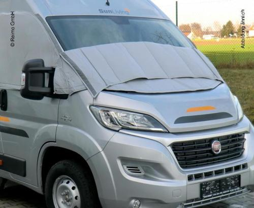 Raamisolatie extern Renault Master 2001-2010, Cover Glass Lux
