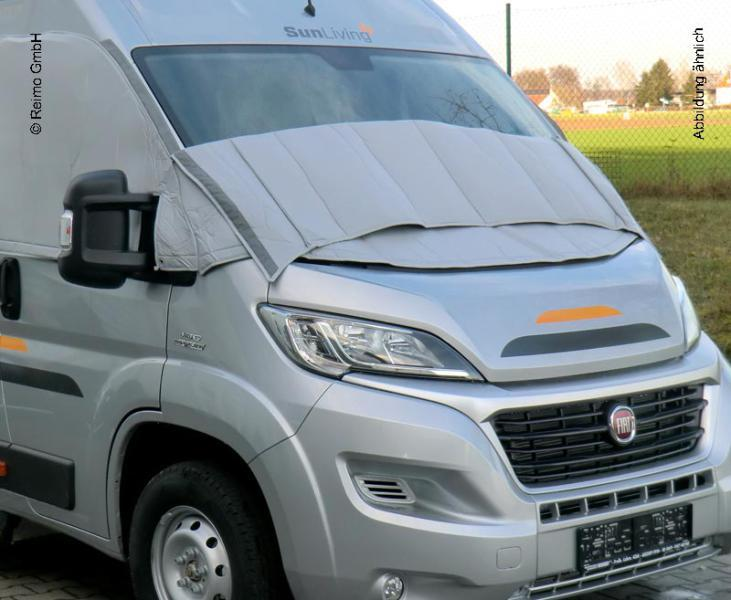 Raamisolatie extern MB Sprinter, VW Crafter 2006-2014, Cover Glass Lux