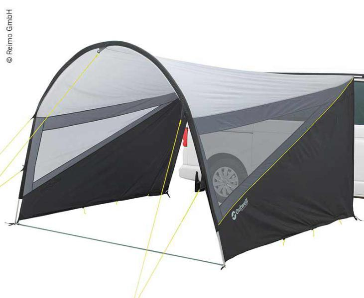 Luifel cruising canopy l voor camper en caravan for Luifel caravan aanbieding