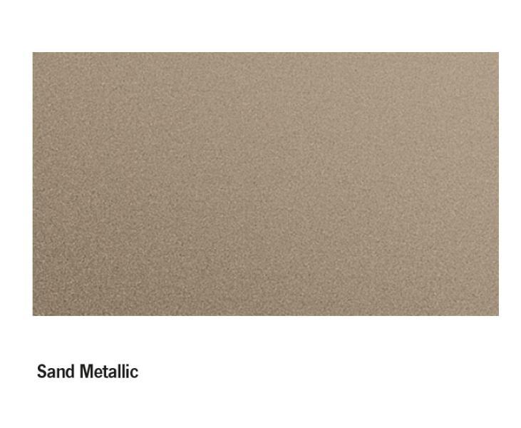 Decorfolie Sand metallic
