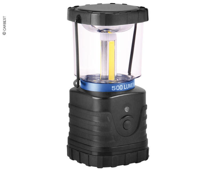 Camping lamp Led 500lm op batterijen
