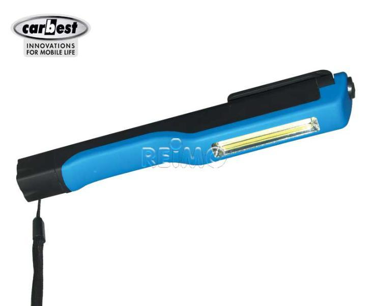 Pen lamp COB-Led met magneet