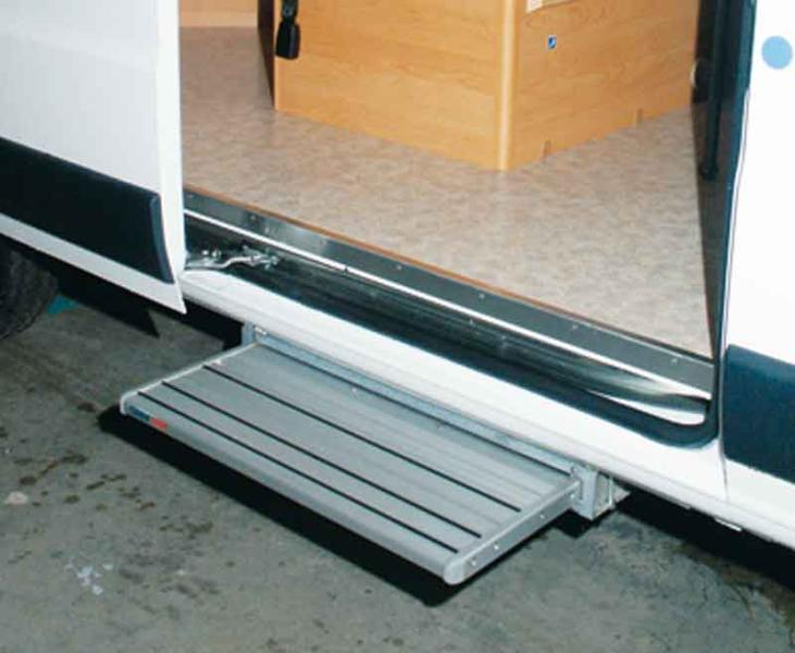 Montage set voor Thule Omnistep Slide out op Fiat Ducato 230-244 (1994-2006)