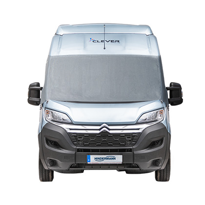 Sun protection screen MB Sprinter vanaf 2018