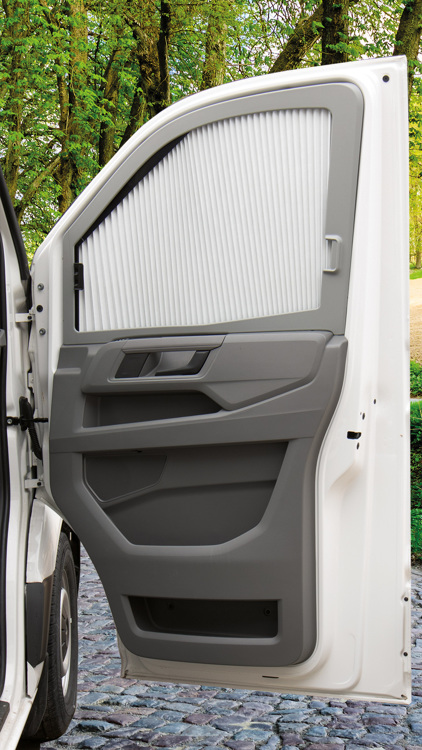 Remis Remifront IV, MAN-TGE / VW Crafter 2019, Deurraam rechts