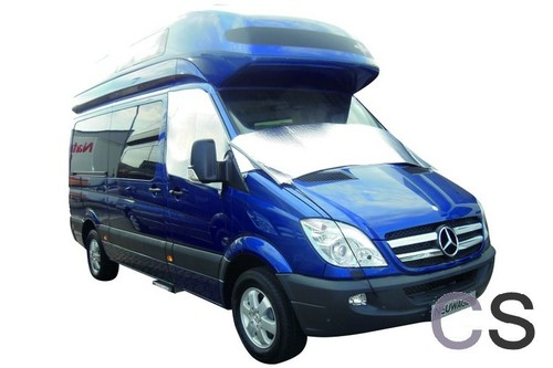 Raamisolatie Extern Mercedes Sprinter 2 , Four Seasons