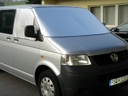 Raamisolatie Extern VW T4, Four Seasons Hindermann 907952
