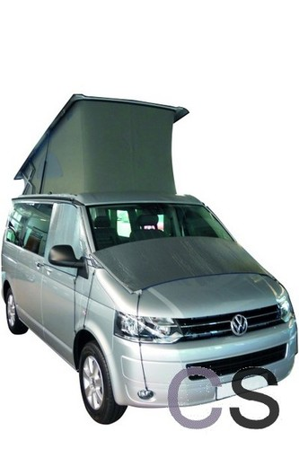 Raamisolatie Extern VW T5/ T6, Four Seasons, Hindermann 90795