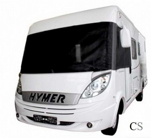 Privacy screen midnight voor Hymer B v.a. 2008