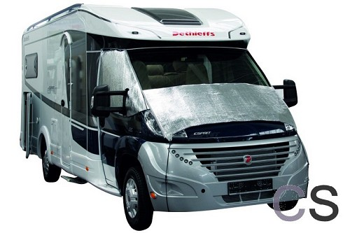 Raamisolatie Extern Fiat Ducato x250/x290 Four Seasons, Hindermann