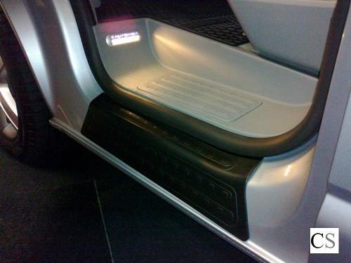 instapbeschermer vw t5 transporter en multivan 2003 2012. Black Bedroom Furniture Sets. Home Design Ideas