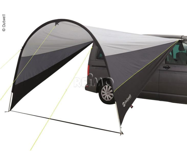 Luifel Cruising Canopy Voor Camper En Caravan Campersalon